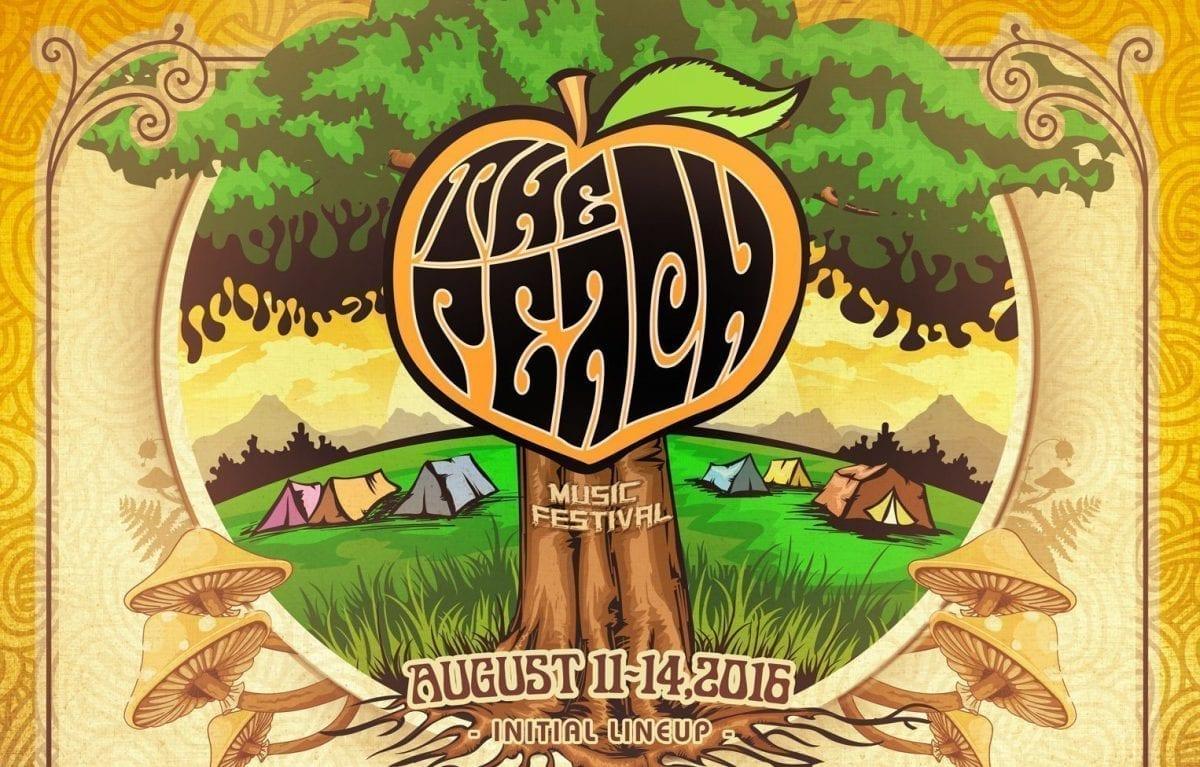 8/11-14 Peach Music Festt