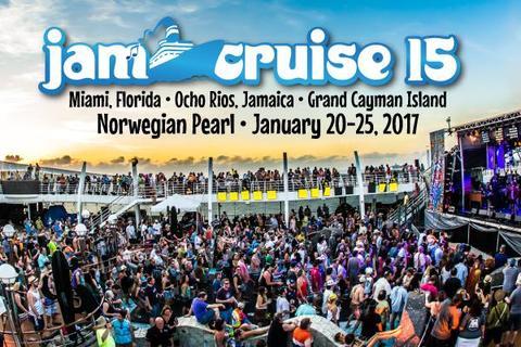 Jam Cruise 15